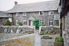 Trevigue farmhouse